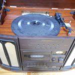 COLUMBIA GP-18 レコード・ラジオ・カセット・CDプレイヤーお買取。