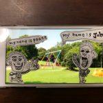 Johnny & Peace ジョニー ピース 物語 ストーリー