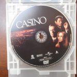 DVDレンタル。映画「カジノ」と、返却期限が近い2本。