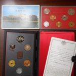記念硬貨・貨幣セット・ミントセットのお買取り。